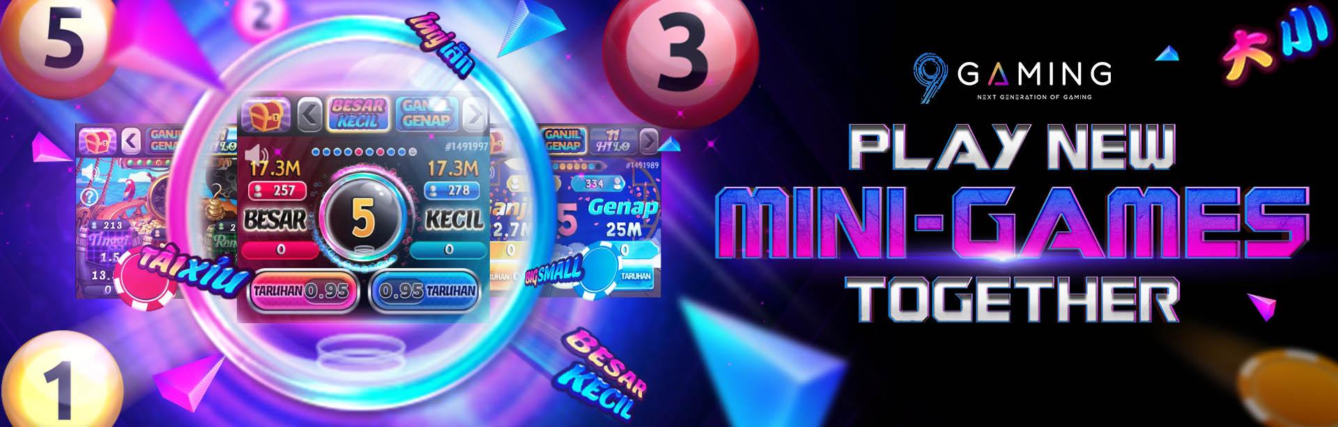 Agen Poker 9 Gaming