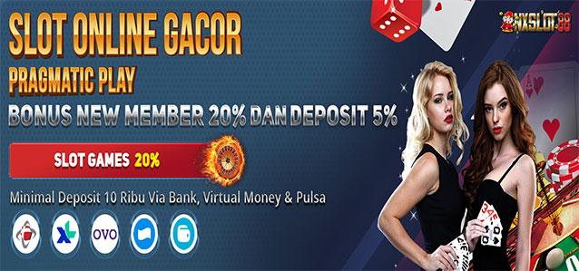 Slot Online Gacor Terbaru